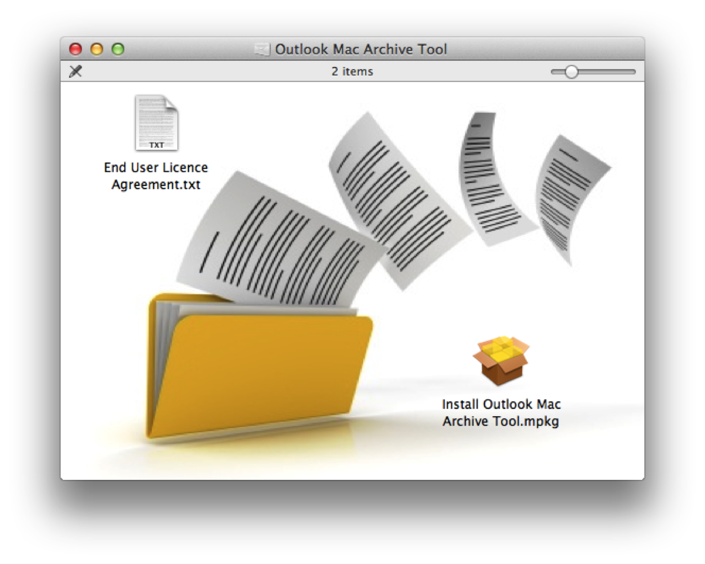 Auto Archive Script for Outlook Mac 2011 | 7thDomain Software
