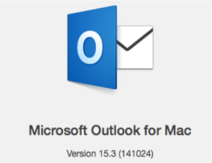 Outlook Mac Office 365