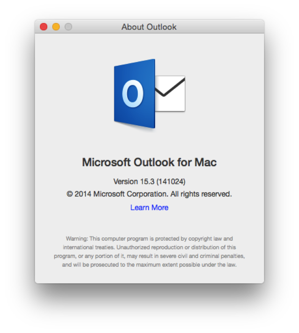 Running Outlook Mac Archive Tool with Office 365 | 7thDomain